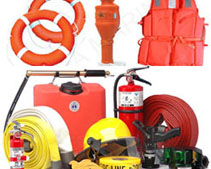 Exporter and Supplier of Life Saving Equipments, Life Guard Equipments, Life Jacket, Life Rafts, Breathing Devices