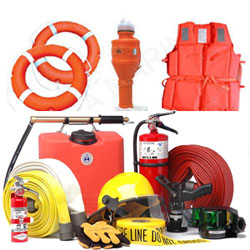 Life Saving and Fire Fighting Equipment